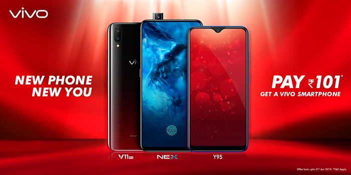 8640d90b5fe Get a Vivo Smartphone by Paying Only INR 101
