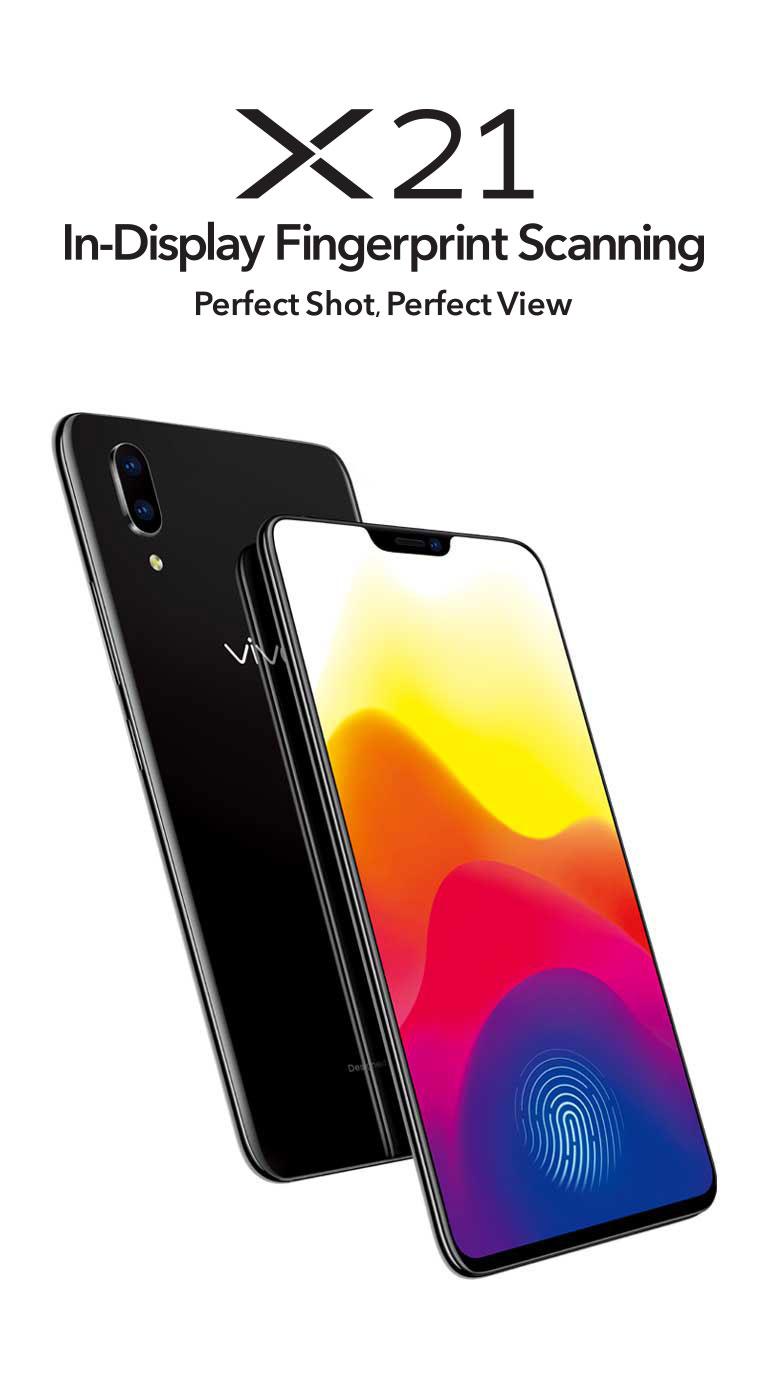 Vivo X21 | Vivo India