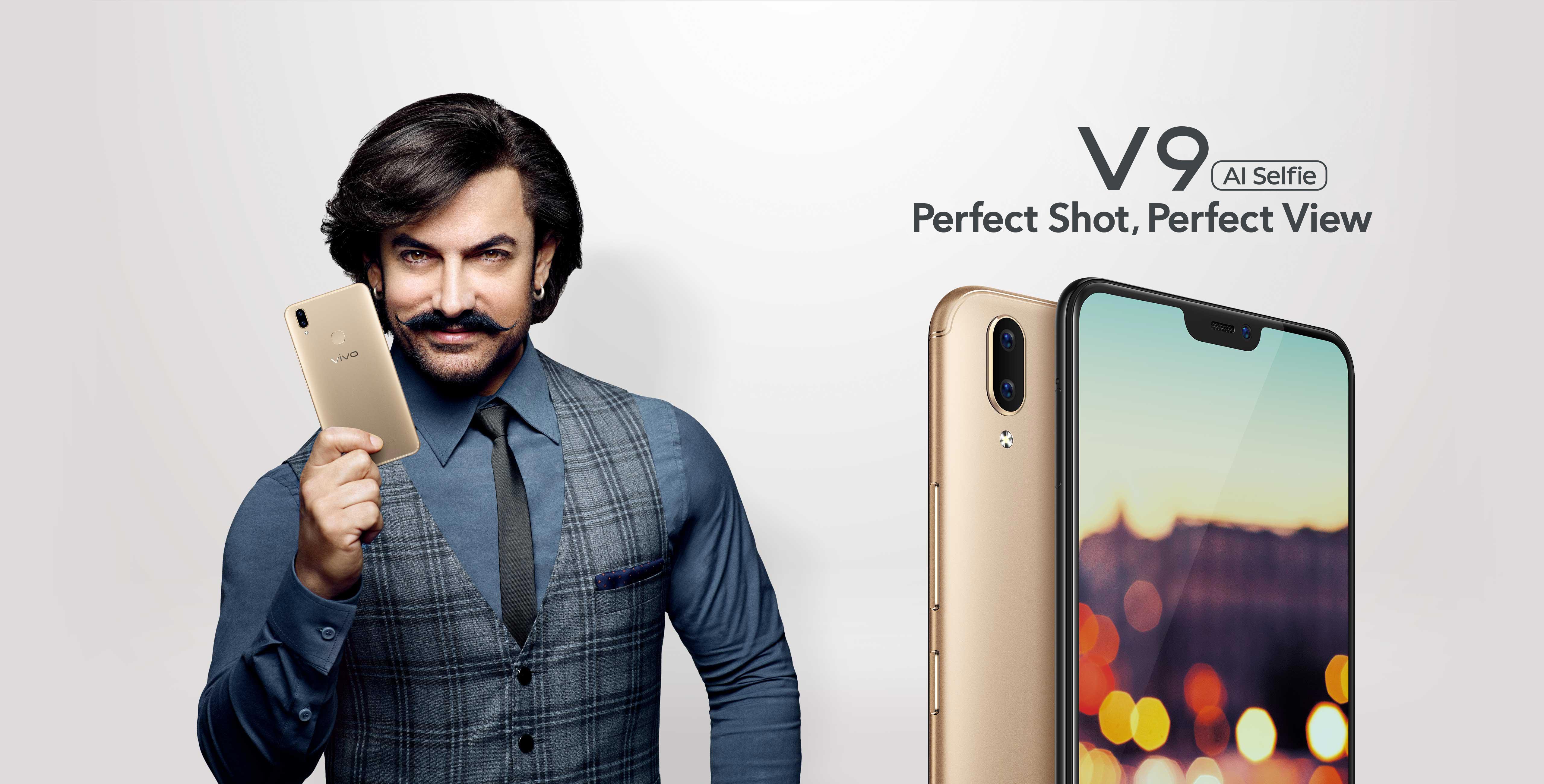 Vivo V9 India | Vivo India