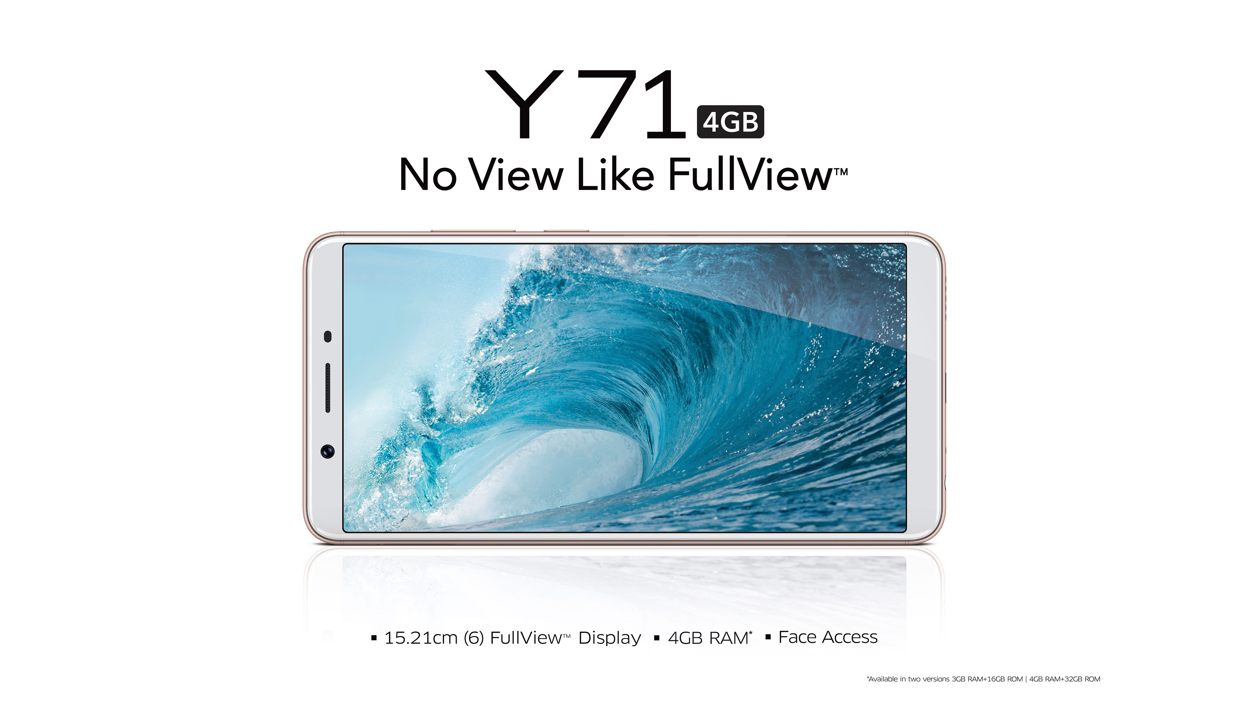 Vivo Y71 | Vivo India