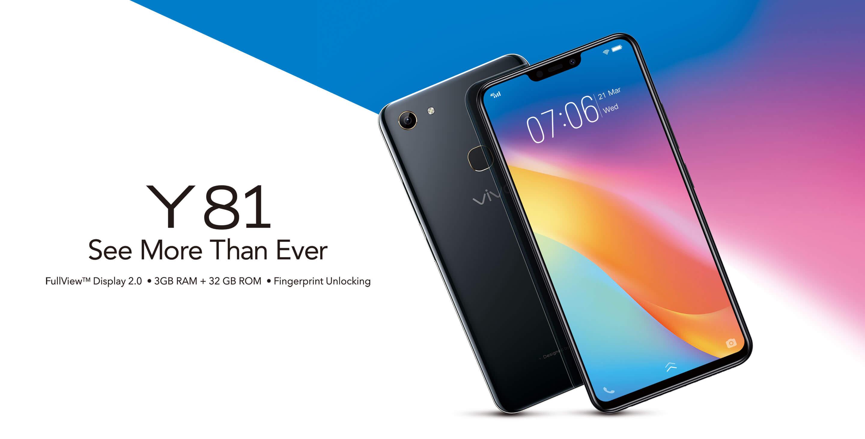 Vivo Y81 | Vivo India